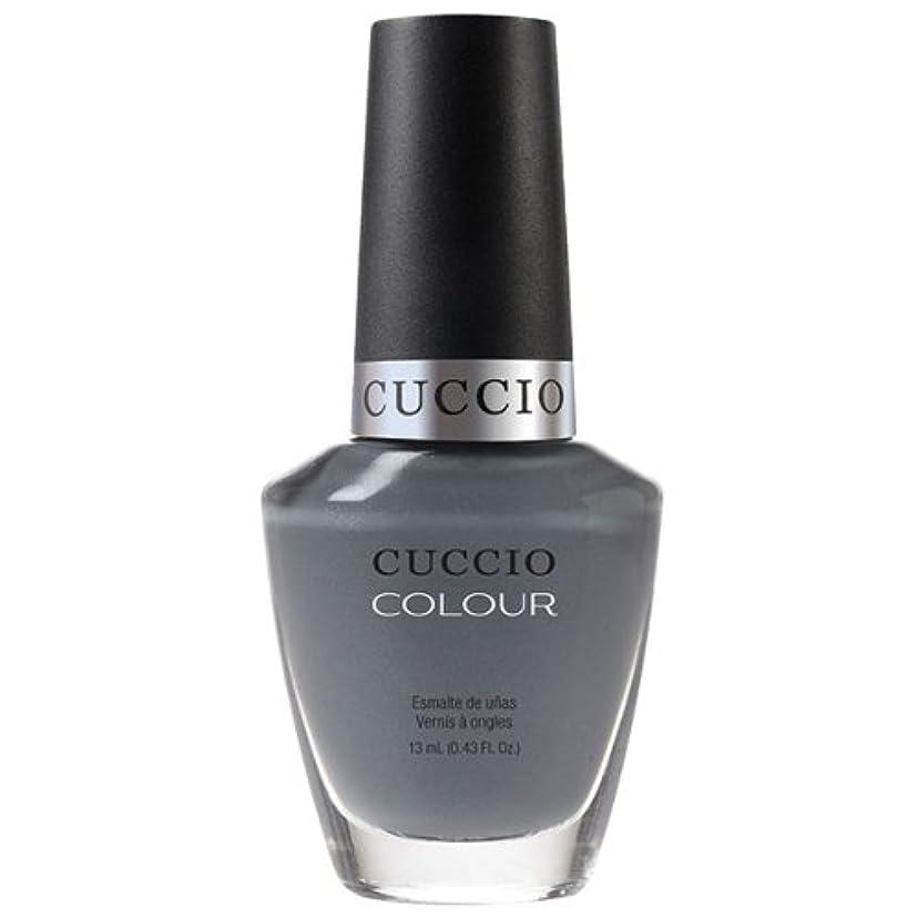 ルアー悪魔槍Cuccio Colour Gloss Lacquer - Soaked in Seattle - 0.43oz / 13ml