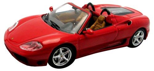 Little Bolide Ferrari - FER008 - IXO - Ferrari Collection - Ferrari 360 Modena Spider - 1/43