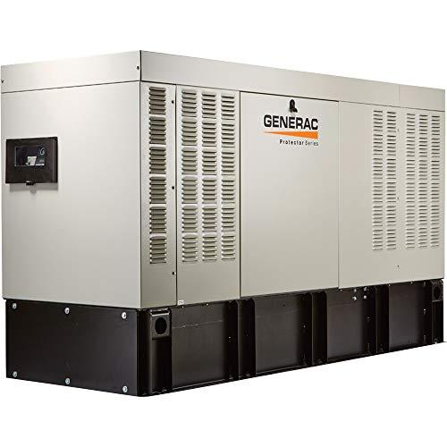 Generac Protector Series Diesel Home Standby Generator - 50 kW,...