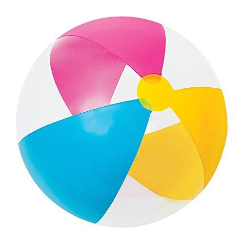 Wasserball Strandball Intex Wasserball Paradise, Mehrfarbig, Ø 61 cm Beachball
