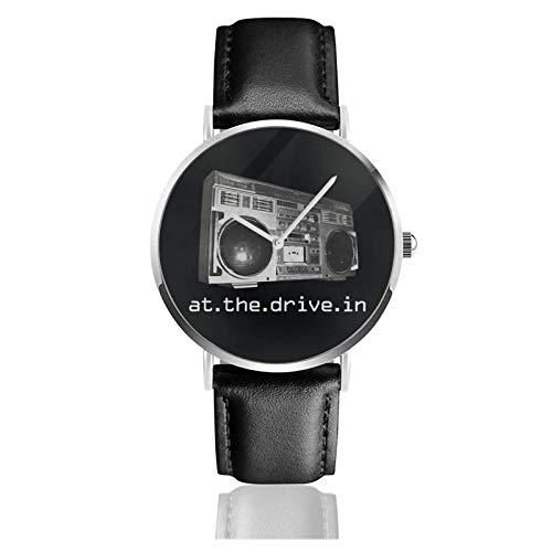 Relojes Anolog Negocio Cuarzo Cuero de PU Amable Relojes de Pulsera Wrist Watches en The Drivein  Boombox