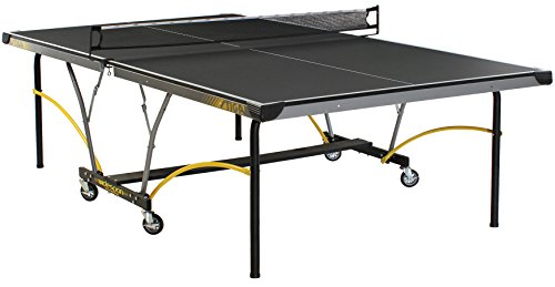 STIGA Synergy Indoor Table Tennis Table with QuickPlay Design for Assembly in...