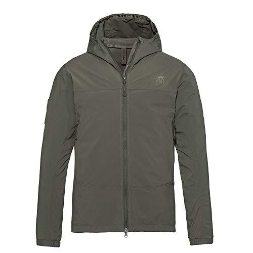 Tasmanian Tiger TT Maine M's Jacket ultra-leichte Herren Softshell-Jacke, windabweisend, Outdoor Funktionsjacke für Einsatz, Trekking, Laufen, Fahrrad, Arbeit, Größe XXL Oliv