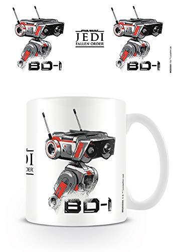 Star Wars Jedi Fallen Order MG25723 Tasse aus Keramik, 11oz, 315 ml (BD-1)