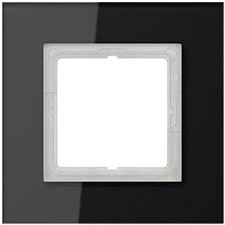 Jung LSP981GLSW - Marco embellecedor simple ls plus negro