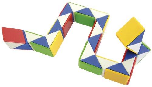 EDUPLAY 120017–Puzzle de Madera, 40cm, diseño de Piel de Serpiente