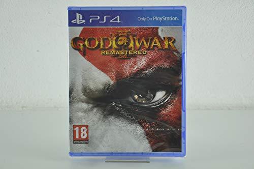 God of War III - Remastered [PlayStation 4]