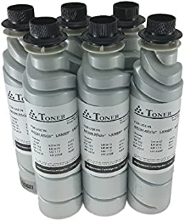 SpecToner Compatible with Ricoh 888260/885531 (Type 1170D) for Aficio 1515, 1515F, 1515MF, MP161, MP171 (6 Pack)
