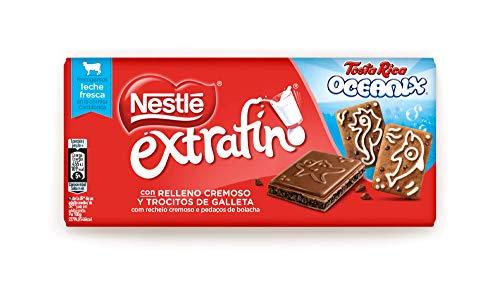Nestlé Extrafino Oceanix Tableta 120 g - Pack de 24