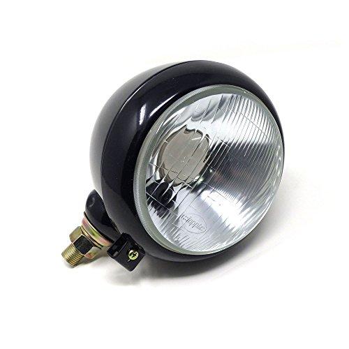 Scheinwerfer, vorne, aus Metall mit 3 Leuchten, für Traktoren von Fiat, Landini und andere