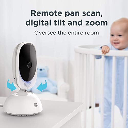 41ZwTORngTL 12 Best Baby Monitors Under $150–$200 Review [Updated 2021]