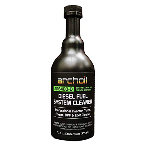 Archoil AR6400-D Diesel Fuel System Cleaner - Cleans Injectors, Turbo & DPF