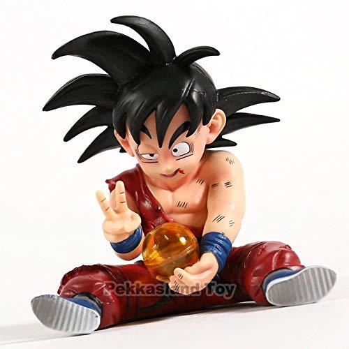Dragon Ball Z Broly Super Saiyan Action Figures Led Head Lighting PVC Anime Drag