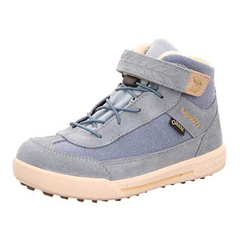 Lowa Kinder Stiefel Lara GTX MID 640617 6133 blau 581574