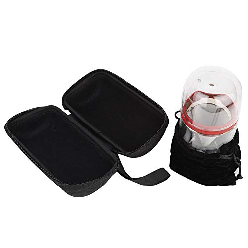 Koffiezetapparaat, roestvrij staal Draagbaar reizen Antiroest Duurzaam filter Afdruiprek Filterbeker Koffiefilter Druppelfilterpot voor thuiskantoor(rood)