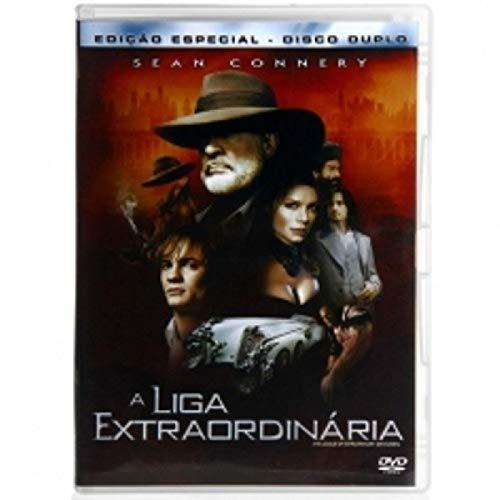 Dvd A Liga Extraordinária