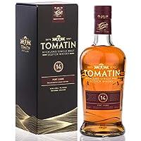 Tomatin - Highland Single Malt - 14 year old Whisky
