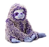 The Petting Zoo Purple Sloth Stuffed Animal, Gifts for Kids, Purple Sloth Plush Toy 20 inches