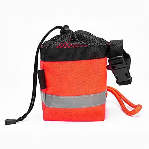 Felenny Wasser Rettungs Werfen Tasche Throwable Rettungs Seile Hohe Sichtbarkeit Sicherheit Ausrüstung für Kajak Und Boot Notfall