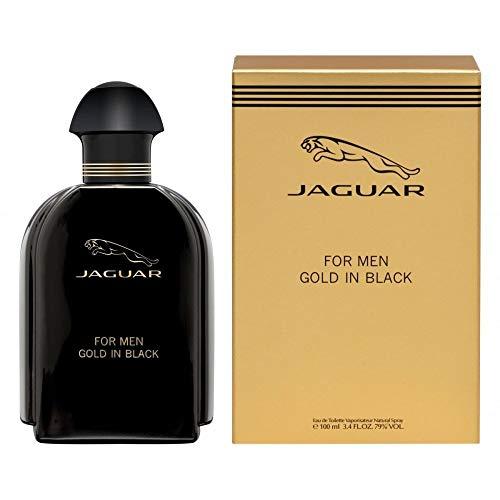JAGUAR FOR MEN GOLD IN BLACK EDT NATURAL SPRAY 100ML