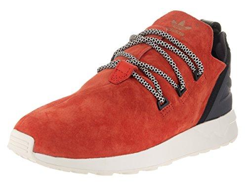 Adidas Zx Flux Adv X - Scarpe da corsa da uomo, Arancione (Crachi Crachi Cblack), 42 EU