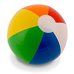 amazon daily deals, beach ball, colorful, toys