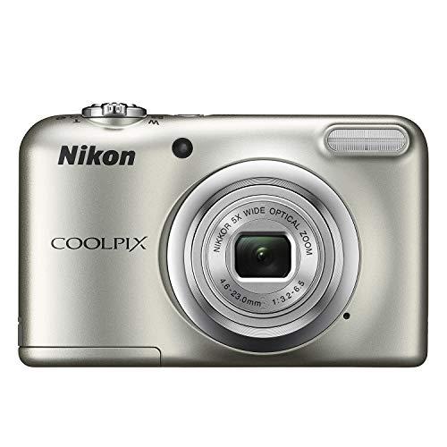 ニコン 単3形対応デジタルカメラ シルバー COOLPIX A10SL