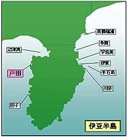 マイ海図 高精細印刷版パウチ加工無し -伊豆 半島 戸田湾