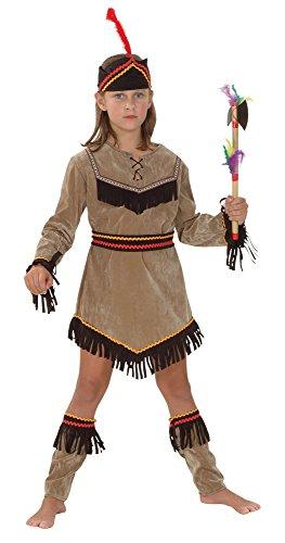 Bristol Novelty contume indien pour fille , S