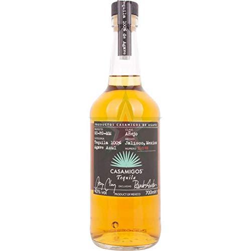 Casamigos Tequila Añejo 100% Agave Azul 40,00% 0,70 Liter