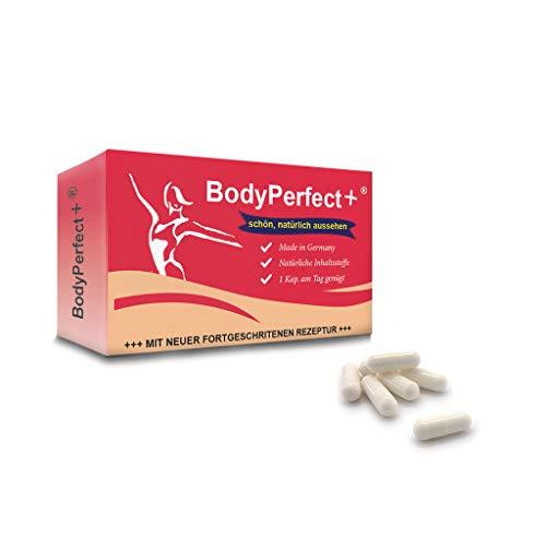 Schnell Abnehmen mit BodyPerfect+ 30 Abnehm-Kapseln. Effektiv Abnehmen ohne Diät. Deutsche Herstellung.