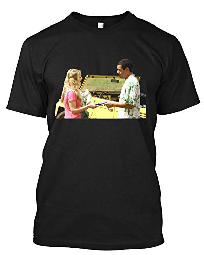 50 First Dates Adam Sandler Drew Barrymore Romcom Movies Dates Romantic T Shirt Gift Tee for Men Women