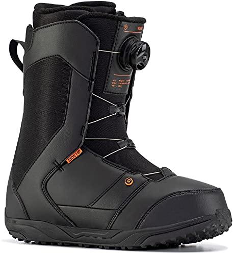 Ride Rook Mens Snowboard Boots 11 Black