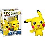 Pikachu: Funko Pop! Games Vinyl Figure & 1 Compatible Graphic Protector Bundle (553 - 43263 - B)