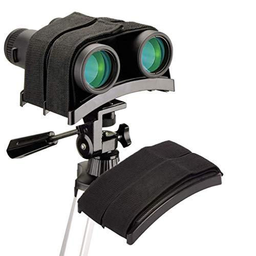 Universal-Fernglas-Stativadapter, neue, gebündelte Fernglas-Stativhalterung für stabile Verbindung von Ferngläsern und Kamerastativ