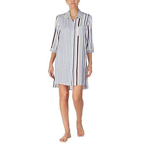 DKNY Damen Nachthemd Gr. X-Small, multi