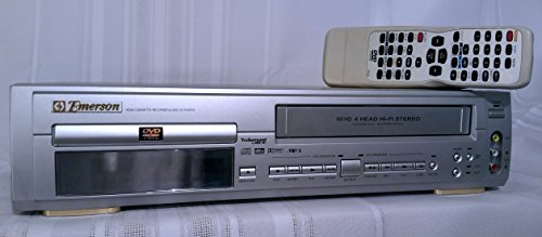 Best Prices! Emerson EWD2202 Dual-Deck DVD/VCR Combo