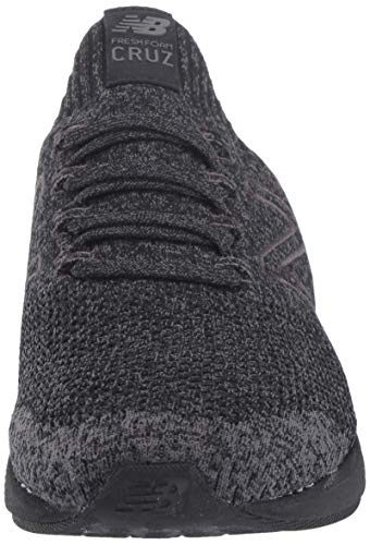 New Balance Mcruzv1 - Zapatillas de Running para hombre, (negro), 40 EU
