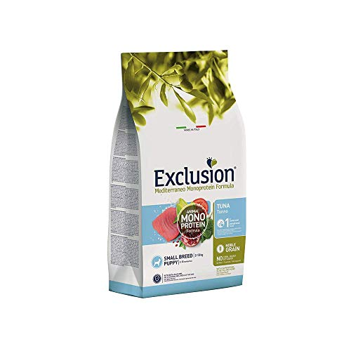 Exclusion Mediterraneo Noble Grain Puppy Thunfisch small 2 kg