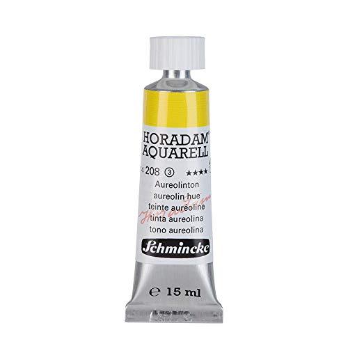 Schmincke Horadam Watercolor 15 ml Tube - Aureolin