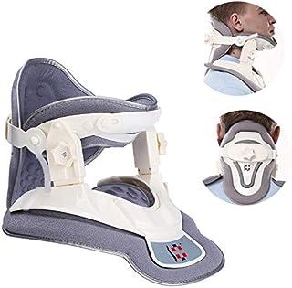 Portable Four-Dimensional Neck Rest, Medical Cervical Traction Device, Neck Correction, Relieve Neck Pain, Cervical Spondy...
