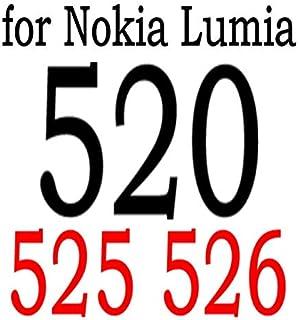 حقائب الهاتف - حقيبة واقية للشاشة من الزجاج المقوى لهاتف Lumia 520 530 535 540 550 630 640 XL 650 730 830 920 930 950 XL 1...