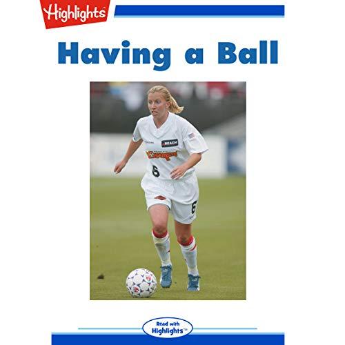 Having a Ball copertina