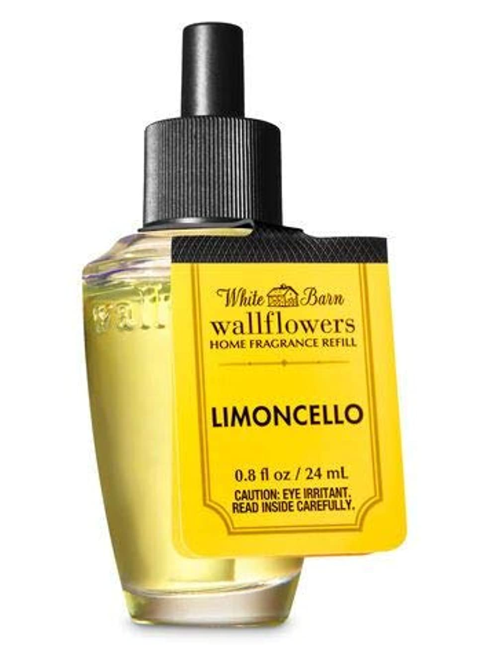 バンドマトン労働者【Bath&Body Works/バス&ボディワークス】 ルームフレグランス 詰替えリフィル リモンチェッロ Wallflowers Home Fragrance Refill Limoncello [並行輸入品]