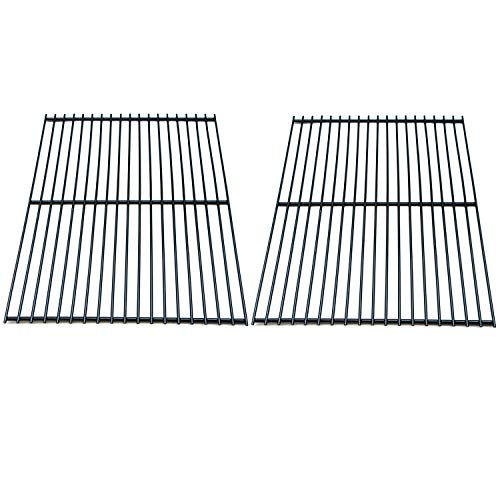 Direct store Parts DS120 Porcelain Coated Steel Wire Cooking Grid Replacement Master 720-0697; Brinkmann: 810-9490-0 ; Uniflame:GBC091W,GBC940WIR,GBC956W1NG-C,GBC981W,GBC981W-C,GBC983W-C Gas Grill