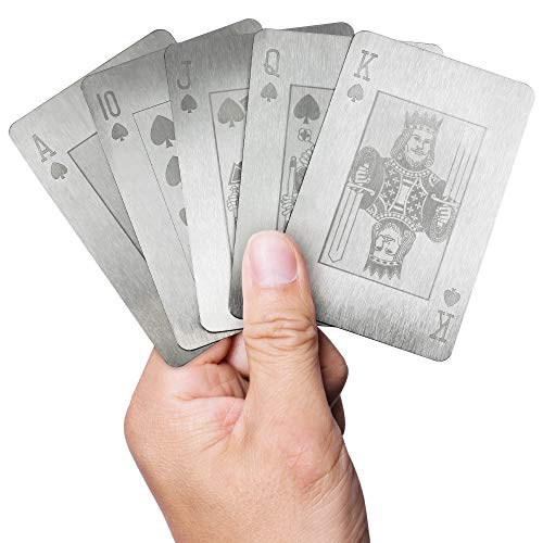 Collectible Playing Cards, Stainles…