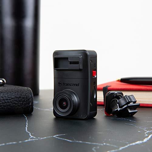 Transcend Dashcam DrivePro 10 Negro Dashcam DrivePro 10, Negro