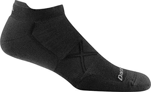 Darn Tough Vertex No Show Tab Ultralight Sock - Men's Black Large