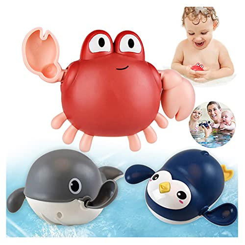 Meijoy Bath Toys for Toddlers 1-3 Year Old Boy...