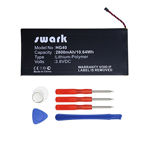 Swark Replacement HG40 Battery Compatible with Motorola Moto G5 Plus XT1684 XT1685 XT1687 + Tools
